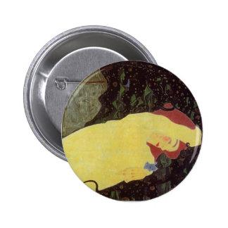 Egon Schiele- Danae Pinback Buttons