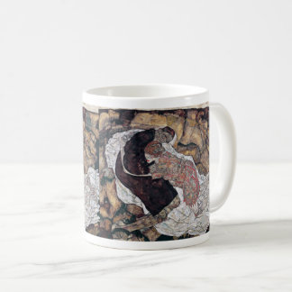 "Egon Schiele, ""Death and the Maiden"" Coffee Mug"