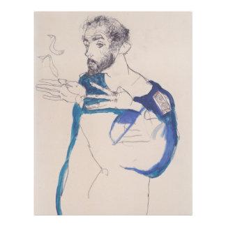 'Egon Schiele' Flyer