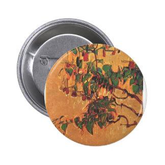 Egon Schiele- Fuchsia Button