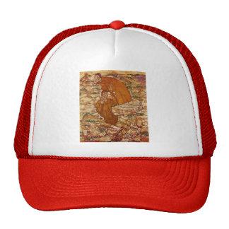 Egon Schiele- Levitation Hats