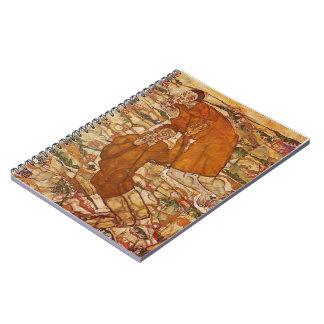 Egon Schiele- Levitation Notebook