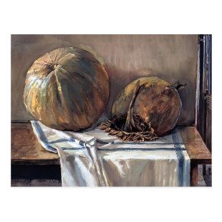 Egon Schiele- Melon Postcard