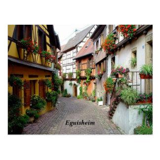 Eguisheim - postcard
