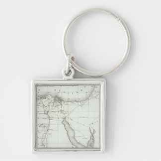 Egyopt and Palestine Key Ring