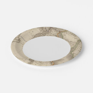 Egypt 16 7 inch paper plate