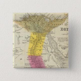 Egypt 6 15 cm square badge