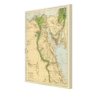 Egypt 7 canvas print