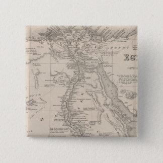 Egypt 9 15 cm square badge