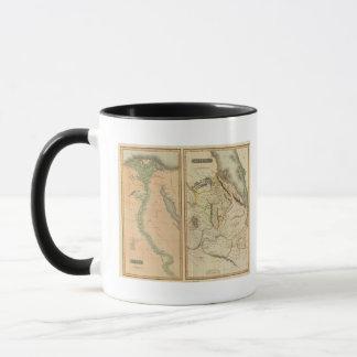 Egypt, Abyssinia Mug