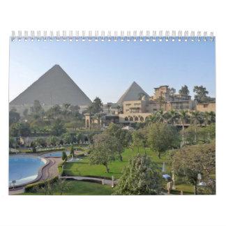Egypt and Jordan Calendars