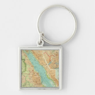 Egypt and the Nile Key Ring