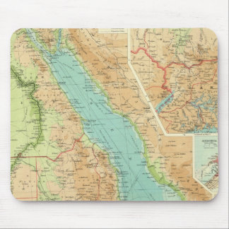 Egypt and the Nile Mouse Mat