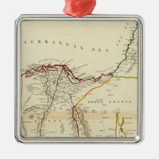 Egypt, Arabia, Palestine Christmas Ornament