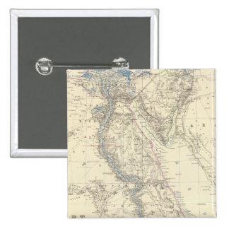 Egypt, Arabia Petraea, Nubia 15 Cm Square Badge