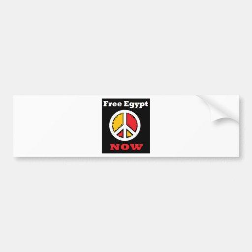 Egypt Bumper Sticker
