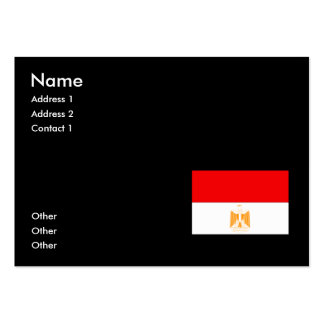 Egypt Pack Of Chubby Business Cards