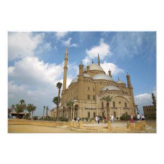 Egypt, Cairo, Citadel, Muhammad Ali Mosque 2 Photograph