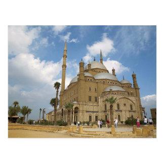 Egypt Cairo Citadel Muhammad Ali Mosque 2 Postcard