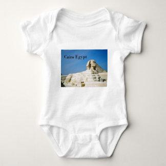 Egypt Cairo Giza Sphinx-2 (St.K) Baby Bodysuit