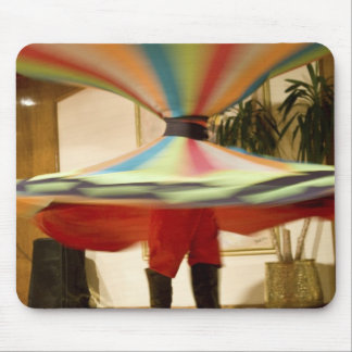 Egypt, Cairo. Whirling dervish dazzling GCT Mouse Pad