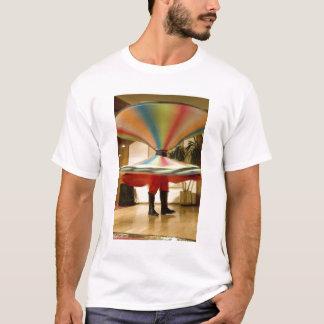 Egypt, Cairo. Whirling dervish dazzling GCT T-Shirt