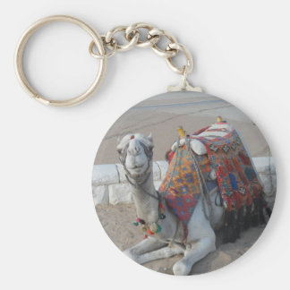 Egypt Camel Key Ring