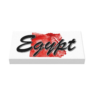 Egypt Canvas Print