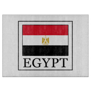Egypt Cutting Board