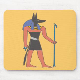Egypt divinity Anubis egypt deity Mouse Pad