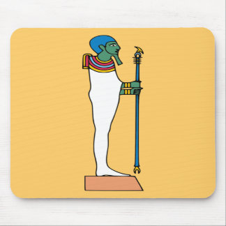 Egypt divinity Ptah Egypt Deity Mouse Pad