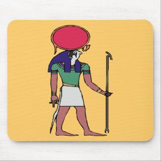 Egypt divinity RH egypt deity RA Mousepads