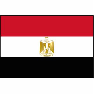 Egypt – Egyptian Flag Photo Cutouts