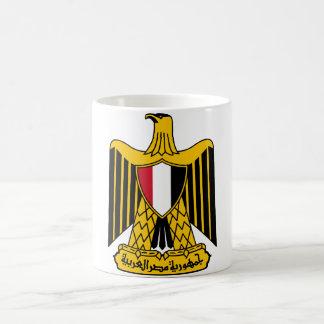 egypt emblem basic white mug
