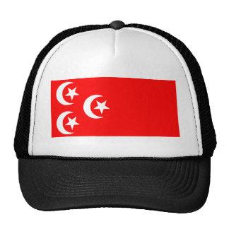 Egypt Flag (1805-1922) Mesh Hat