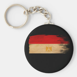 Egypt Flag Key Ring