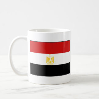 Egypt Flag ~ Map Mug