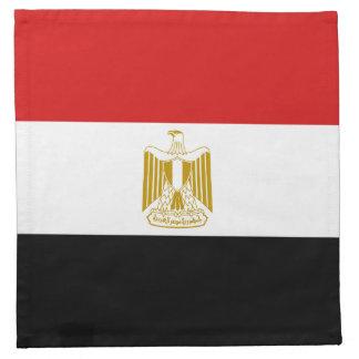 Egypt Flag Napkin