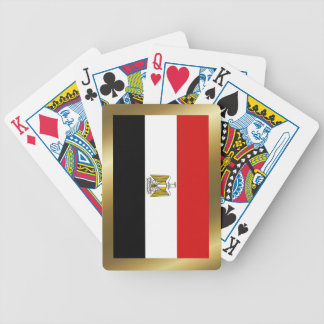 Egypt Flag Playing Cards