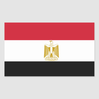 Egypt Flag Sticker