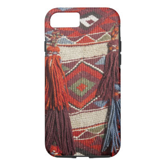Egypt, Giza. Camel blanket at the Pyramids of iPhone 8/7 Case