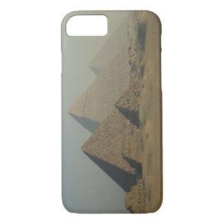 Egypt, Giza, Giza Pyramids Complex, Giza Plateau iPhone 8/7 Case