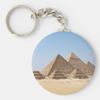 Egypt-Gizah Pyramids Key Ring