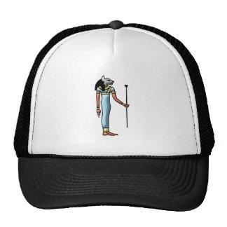 Egypt goddess Bastet egypt goddess Mesh Hats