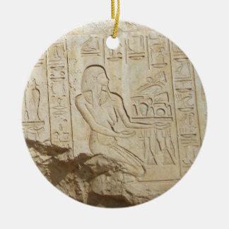 Egypt hieroglyph ornament
