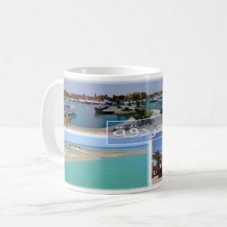 Egypt - Hurghada - Coffee Mug