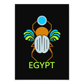 EGYPT invitation - customize