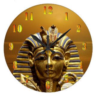 Egypt King Tut Clocks