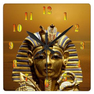 Egypt King Tut Wallclock