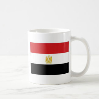 Egypt National Flag Coffee Mug